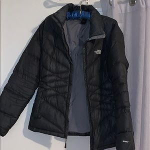 North face puffer jacket!